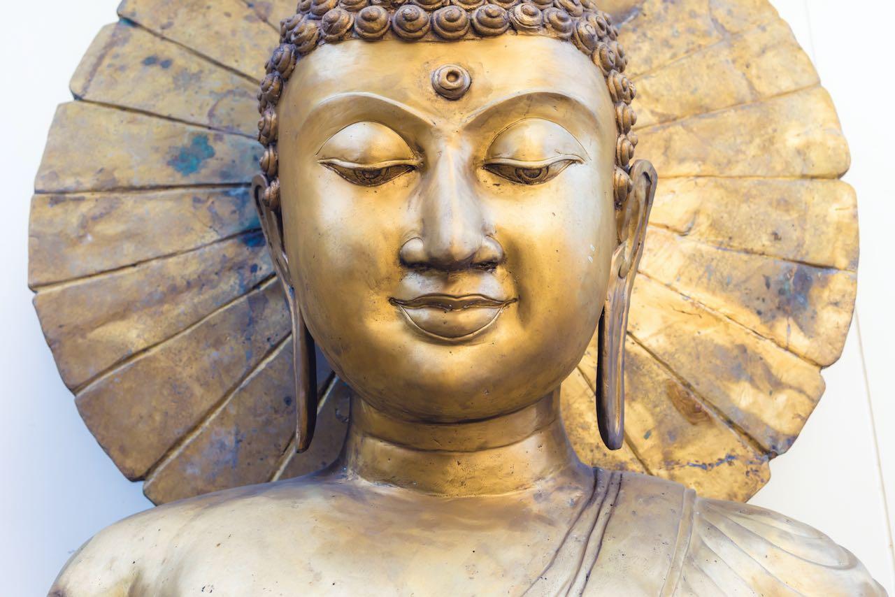 Tibetischer Massage